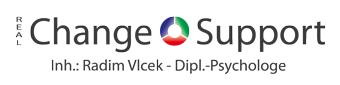 RCS - Real Change Support Slider Logo
