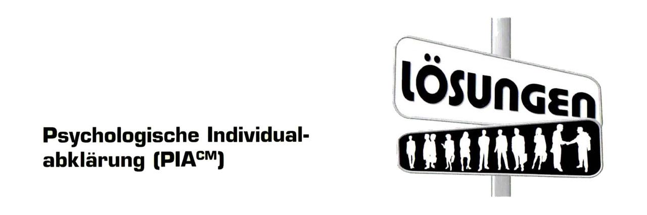 PIA - Psychologische Individualabklärung für Ihre Mitarbeiter