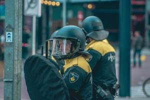 Traumaprävention für Sicherheitskräfte