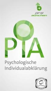 PIA - Psychologische Individualabklärung am BFW München