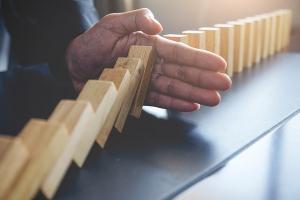 Krisenmanagement - Den Dominoeffekt stoppen